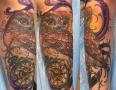 Phoenix Tattoo Artist Lindsay Dorman 2