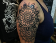 Phoenix Tattoo Artist Manny Hernandez 4