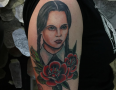 Phoenix Tattoo Artist Mario G 3