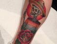 Phoenix Tattoo Artist Mario G 4