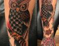 Phoenix Tattoo Artist Meg McNiel 1