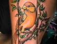 Phoenix Tattoo Artist Meg McNiel 2
