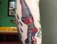 Phoenix Tattoo Artist Meg McNiel 3