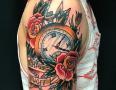 Phoenix Tattoo Artist Mikey Sarratt 1