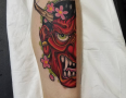 Phoenix Tattoo Artist Nathan Zerbach 4