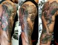 Phoenix Tattoo Artist Otis 1