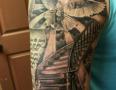 Phoenix Tattoo Artist Otis 2