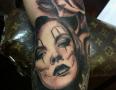 Phoenix Tattoo Artist Otis 4