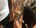 Phoenix Tattoo Artist Owen Rinehart 3
