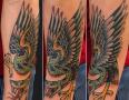 Phoenix Tattoo Artist Paulski 2