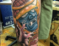 Phoenix Tattoo Artist Tony Goeke 4