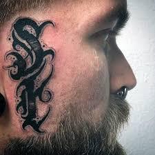 Face Tattoos 12