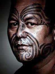 Face Tattoos 14
