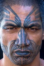 Face Tattoos 16