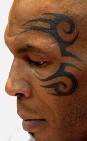 Face Tattoos 18