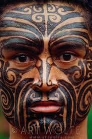 Face Tattoos 26