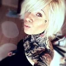 Face Tattoos 28