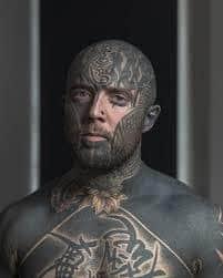 Face Tattoos 3