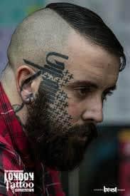 Face Tattoos 33