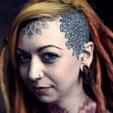 Face Tattoos 34