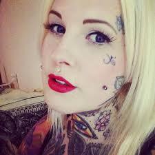Face Tattoos 5