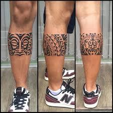 Leg Tattoos 1