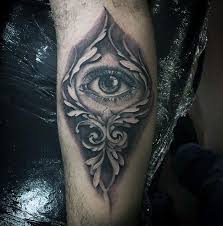 Leg Tattoos 30