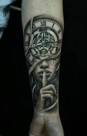 Leg Tattoos 42