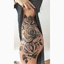 Side Tattoos 1