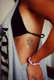 Side Tattoos 16