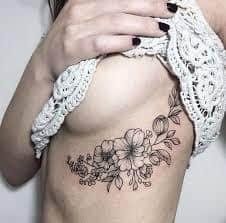 Side Tattoos 17