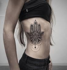 Side Tattoos 32