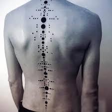 Spine Tattoos 12