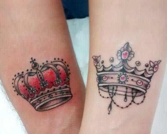 King queen tattoos 10 best artists top shops for Best tattoo shops in bakersfield ca