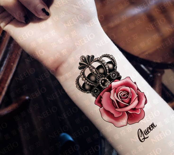 King Queen Tattoo Meaning 45 Ideas And Designs
