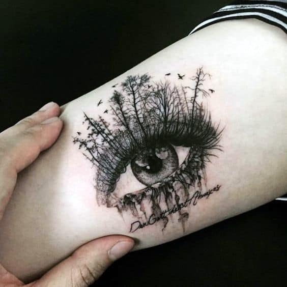 25 Meaningful Tattoos For Introverts: Meaningful Tattoos (25)