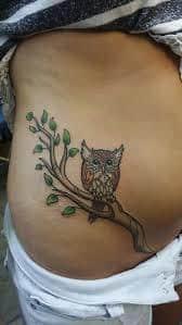 Stomach Tattoos 10