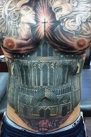 Stomach Tattoos 22