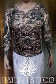 Stomach Tattoos 28