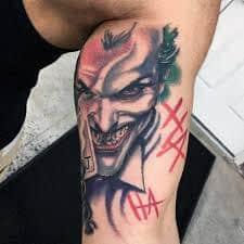 Bicep Tattoos 17