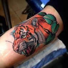Bicep Tattoos 33