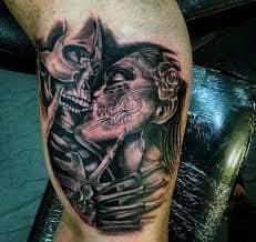 Bicep Tattoos 40