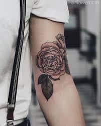 Bicep Tattoos 50