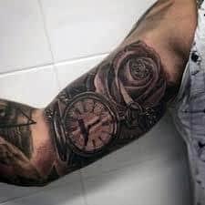 Bicep Tattoos 8