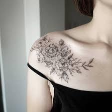 Collar Bone Tattoo 50