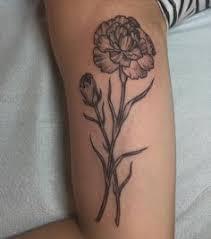 Carnation Tattoo 30