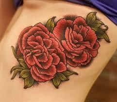 Carnation Tattoo 4