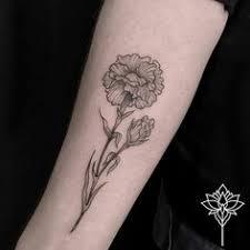Carnation Tattoo 40