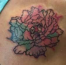 Carnation Tattoo 45