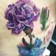 Carnation Tattoo 46